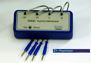 DM660 Single Channel Dummy Membrane