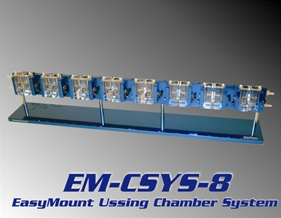 Ussing Chamber Systems - EM-CSYS-8