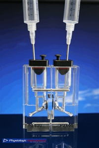 Two Syringes With Filling Needles For Using Chamber - FNS15-2