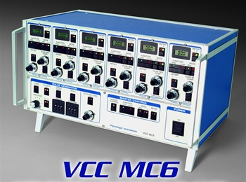 VCC MC6 Multichannel Voltage/current Clamp (6 clamp channels installed)