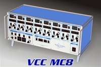 VCC MC8 Multichannel Voltage/current Clamp (8 clamp channels installed)